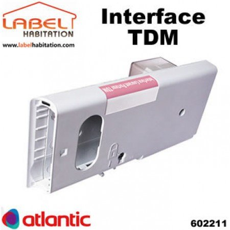 Interface TDM en Courant Porteur Atlantic - 602211