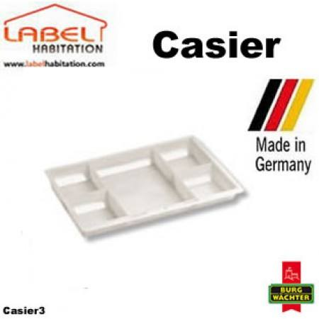 Casier en PVC anti-chocs BURG-WÄCHTER - Casier3