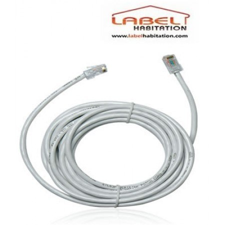 Cable RJ 45 Ethernet WE 210 BC BIS EXTEL 402102