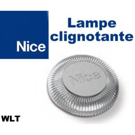Lampe clignotante NICE WLT