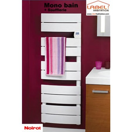 s che serviette mono bain avec soufflerie noirot. Black Bedroom Furniture Sets. Home Design Ideas