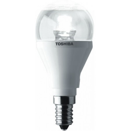 Ampoule Led Globe Claire TOS435789 6W - TOSHIBA