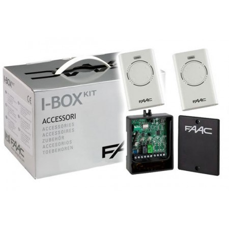 Coffret électronique FAAC I-Box Radio XR2 868-k787749