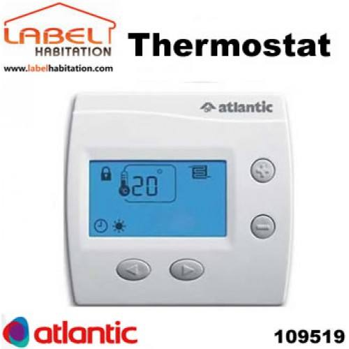 Thermostat digital PRE Atlantic - 109519