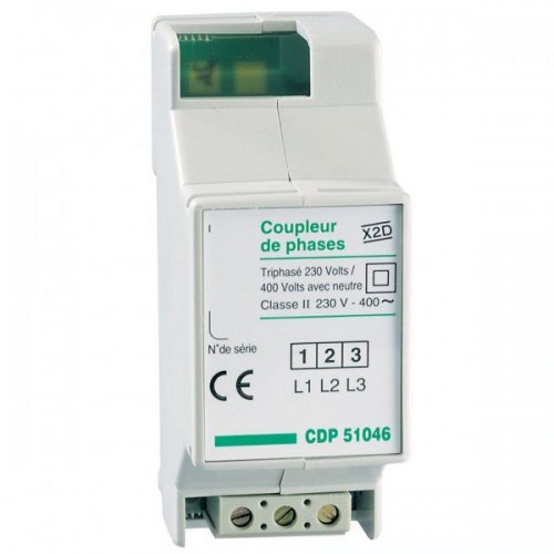 COUPLEUR DE PHASE TRIPHASE TDM - THERMOR 400223