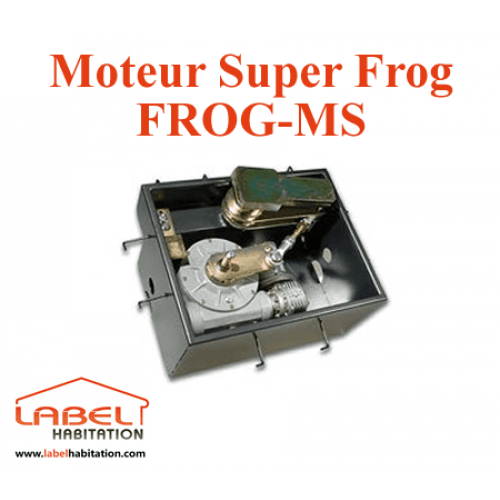 Moteur seul CAME FROG-MS
