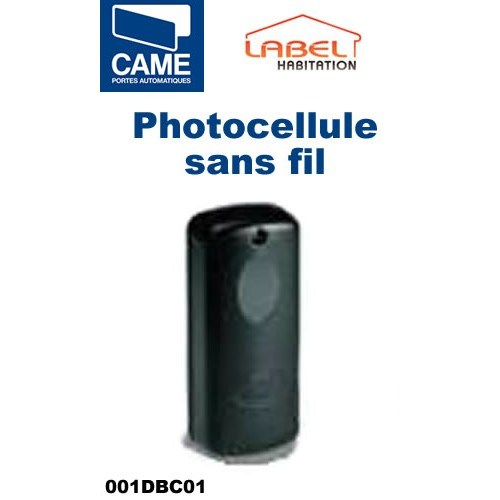 Photocellule de sécurité sans fil CAME - 001DBC01