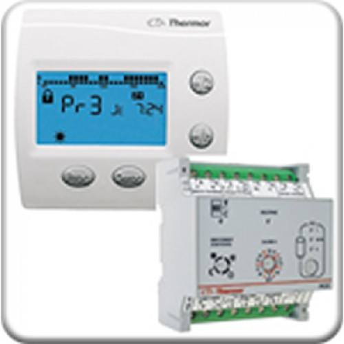FIL PILOTE 2 ZONE PACK REFERENCE HEBDO - THERMOR 400522