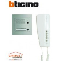 Kit interphone audio Bticino - 367211