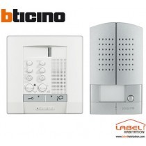 Kit interphone audio Bticino - 369211