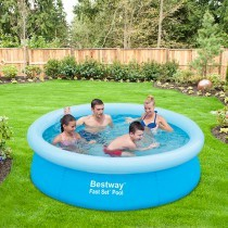 Piscine Ronde Fast Set POOL BESTWAY 1,98 x 0,51 m - sans filtration - 57252