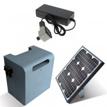 Kit d'alimentation solaire NICE - Solemyo