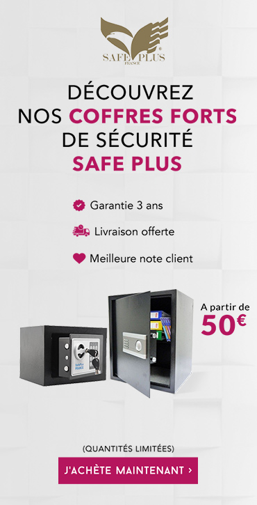 Coffre-fort Safe Plus