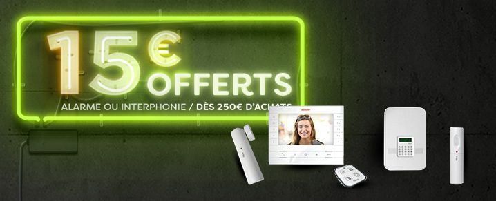 Interphone collectif AIPHONE