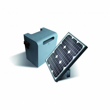 Kit d'alimentation solaire NICE-solemyo