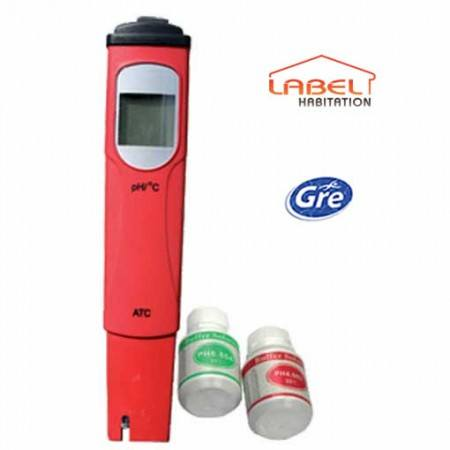 Testeur digital de pH Thermomètre - GRE - 90335