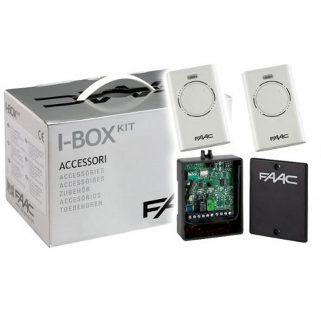 Coffret électronique FAAC I-Box Radio XR4 868-k787750