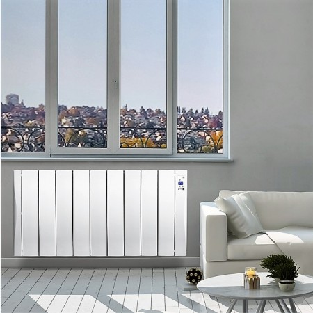 radiateur intelligent chaleur douce haverland smart labelhabitation. Black Bedroom Furniture Sets. Home Design Ideas