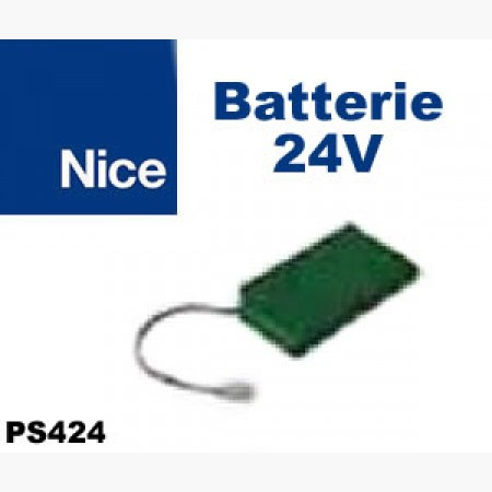 Batterie tampon 24V NICE - PS424