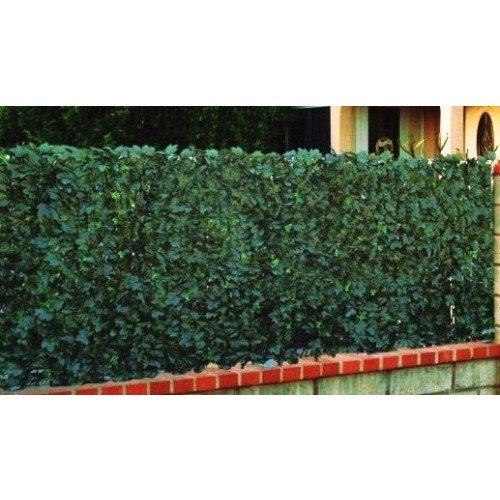Haie Artificielle Feuillages DUO L3mx1,50m – JET7 GARDEN