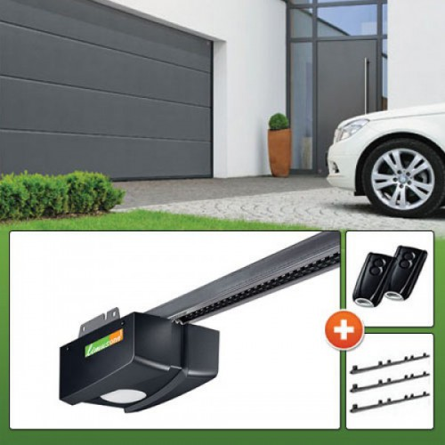 Motorisation porte de garage limus one g70 labelhabitation for Piece porte garage