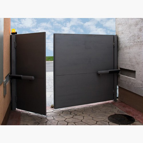 motorisation portail 2 battants kit came ati u7084 labelhabitation. Black Bedroom Furniture Sets. Home Design Ideas