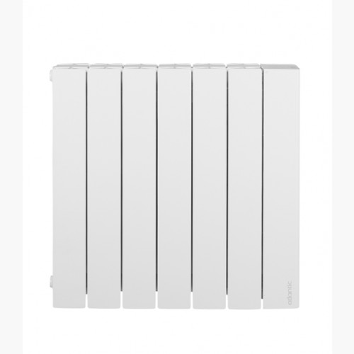 radiateur bloc aluminium inertie atlantic accessio. Black Bedroom Furniture Sets. Home Design Ideas
