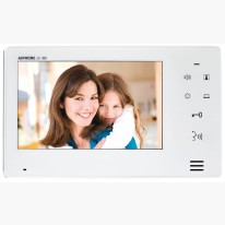 Moniteur interphone vidéo supplementaire touches sensitives AIPHONE JO1FD