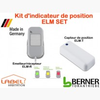 Indicateur de position pour porte de garage BERNER -  ELM SET