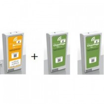 Pack promo : 1 module Serveur + 2 modules Chauffage Smart EcoControl APPLIMO