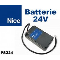 Batterie tampon 24V NICE - PS224
