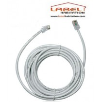 Cable RJ 45 Ethernet WE 205 BC BIS EXTEL 402052