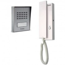 Interphone pour 1 habitation - WEPA 401 LC SER.R1