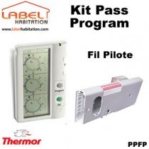 Kit Pass Program par Fil Pilote Thermor - PPFP