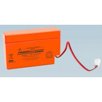 Batterie 12V 0.8AH - POWER SONIC PS-1208 Série VO Flamme Retardante