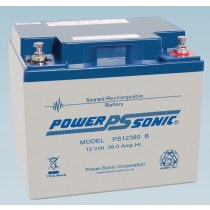 Batterie 12V 38.0AH - POWER SONIC PS-12380GB