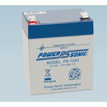 Batterie 12V 4.5AH - POWER SONIC PS-1242GB