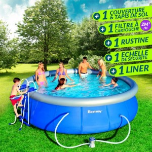 Bestway for Piscine tubulaire 3x2