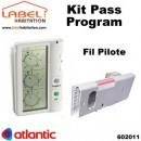 Kit Pass Program par Fil Pilote Atlantic - 602011