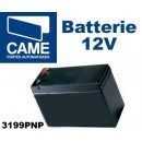 Batterie 12V de secours 7Ah CAME 3199PNP612